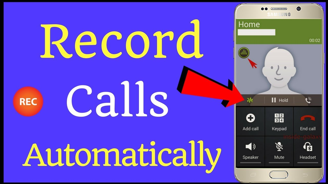 How to Record a Phone Call in Android?