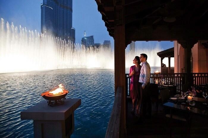 Romantic Things to do in Dubai Honeymoon