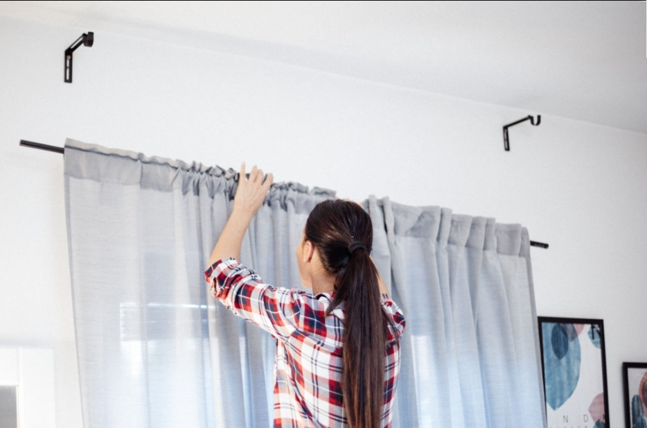 Where to Buy Curtains without Rings and Chains