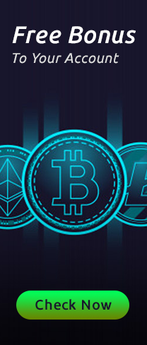 Bitcoin side banner