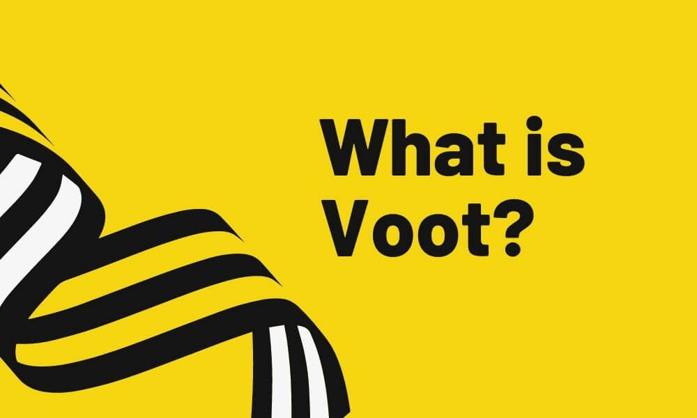 What is Voot - Empirits
