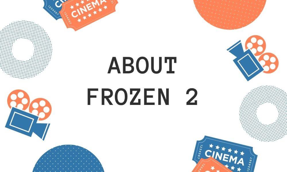 About Frozen 2 - Empirits