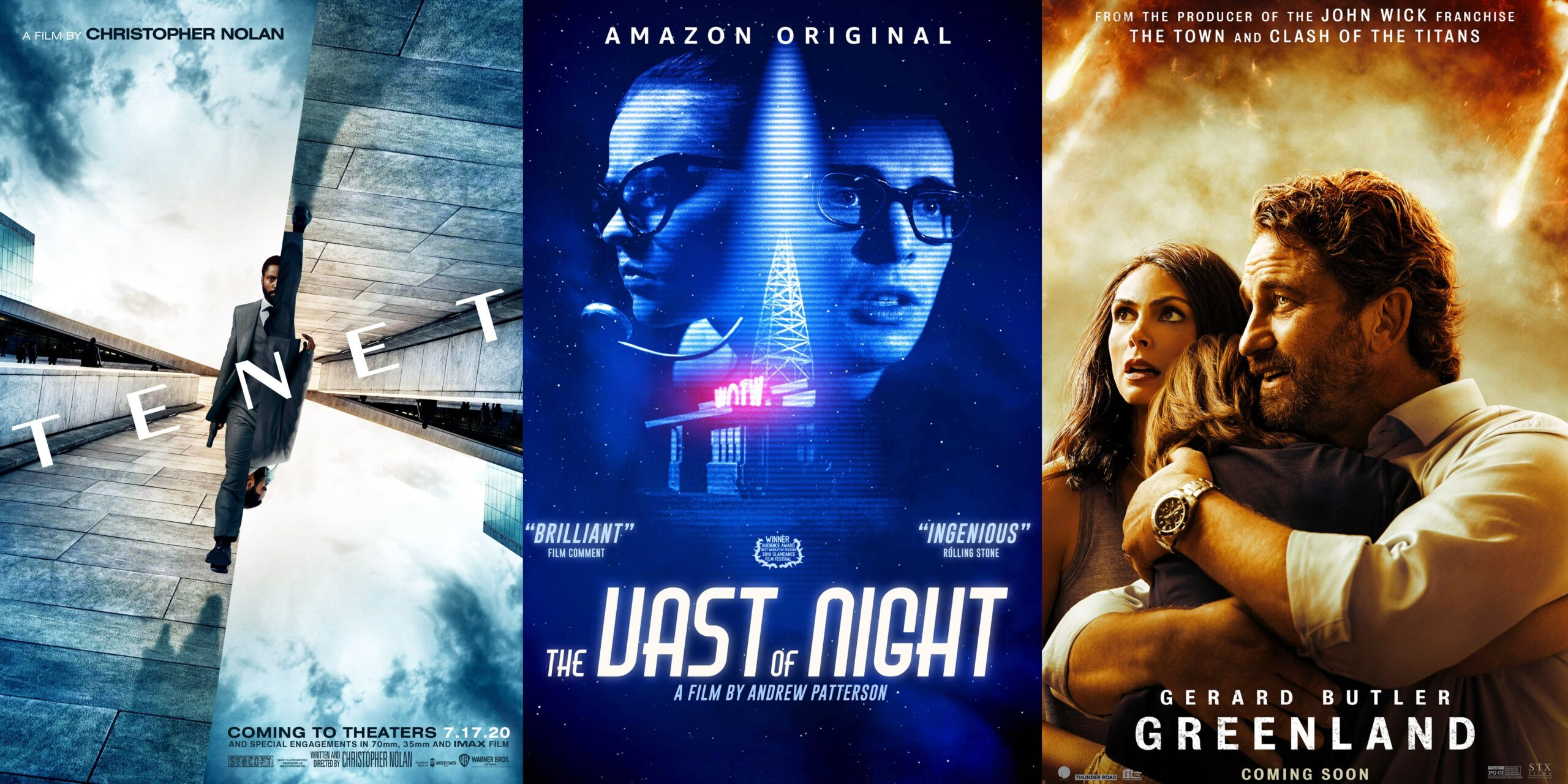 best thriller movies on hulu