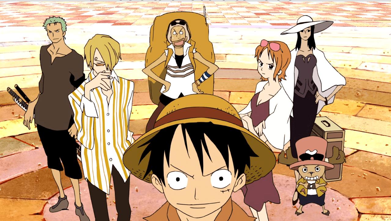 Best One Piece movies
