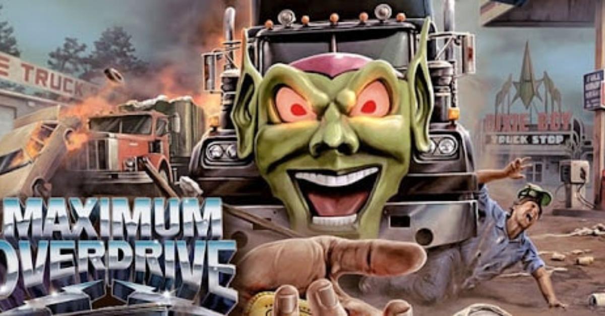 Movies like Maximum Overdrive